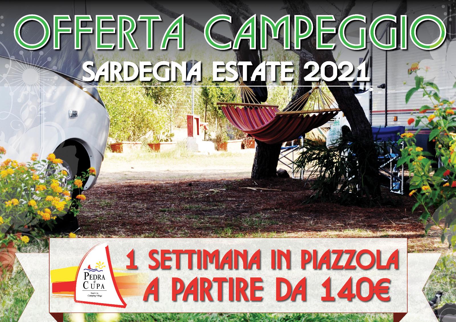 Offerta Campeggio Summer 2021