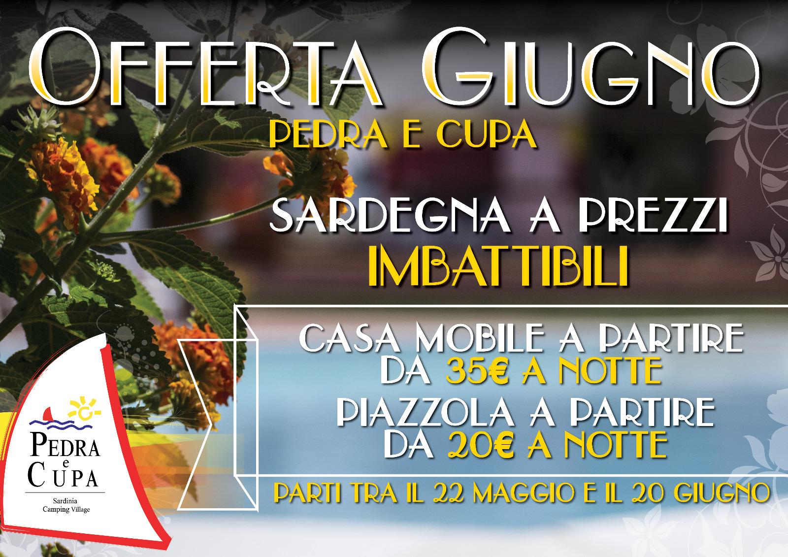 Offerta Last Minute Maggio/Giugno