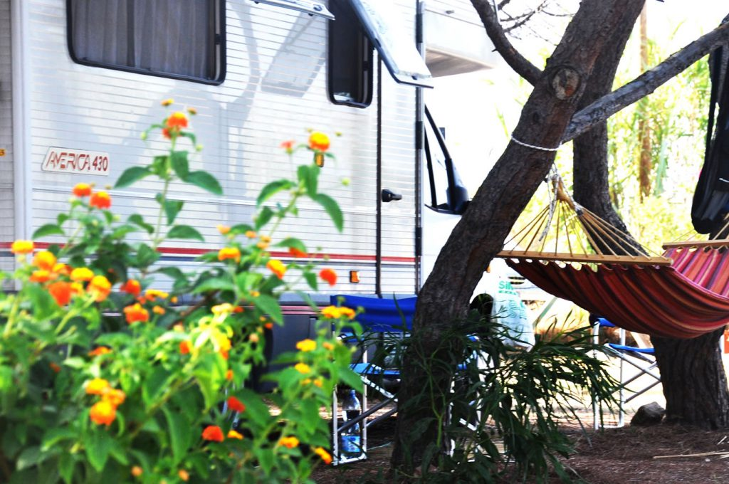 Camping in budoni sardinien camping village pedra und cupa for Camping budoni