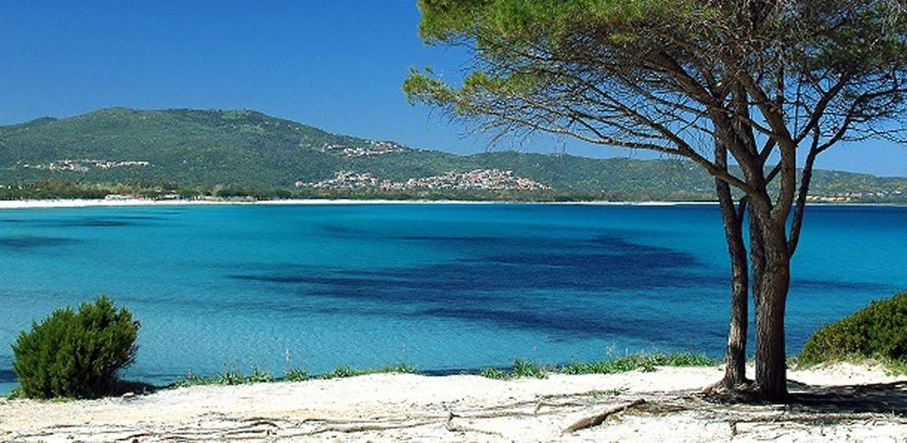 Strand budoni camping village pedra e cupa sardinien for Sardegna budoni spiagge